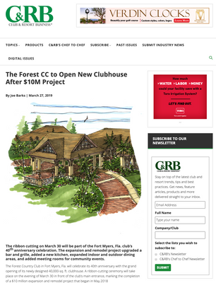 Club & Resort Business