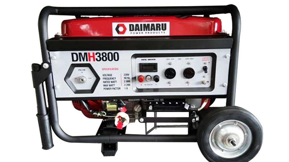 Daimaru DMH3800 Small Generator