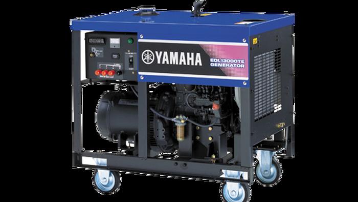 Yamaha EDL13000TE Big Generator