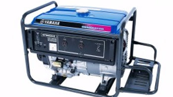 Yamaha EF6600E Small Generator