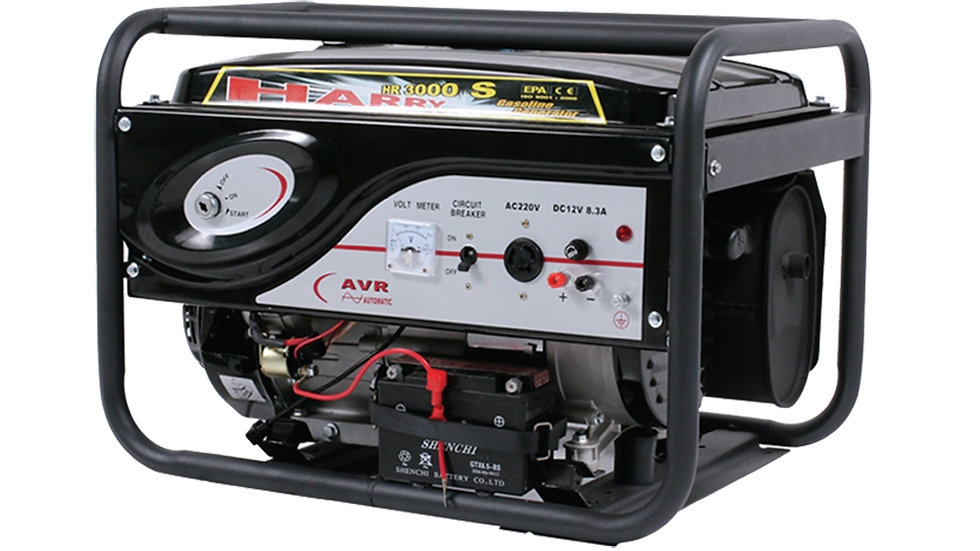 Harry HR3000SN Small Generator