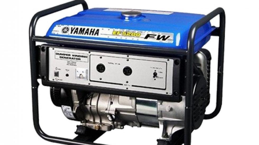 Yamaha EF5200FW Small Generator