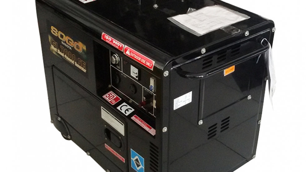 Sogo GL7000SE Silent Small Generator