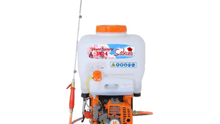 Sakura 3WZ4 Power Sprayer