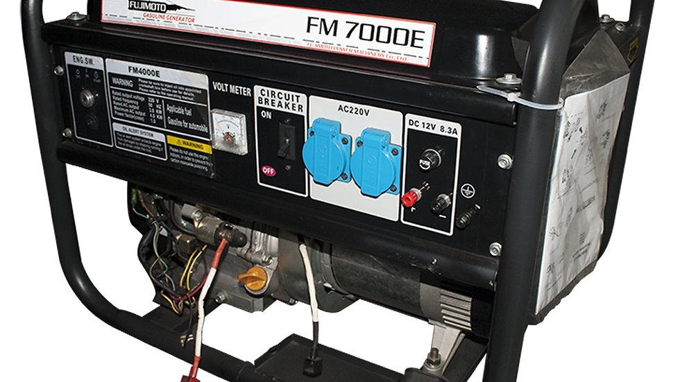 Fujimoto FM7000E Small Generator