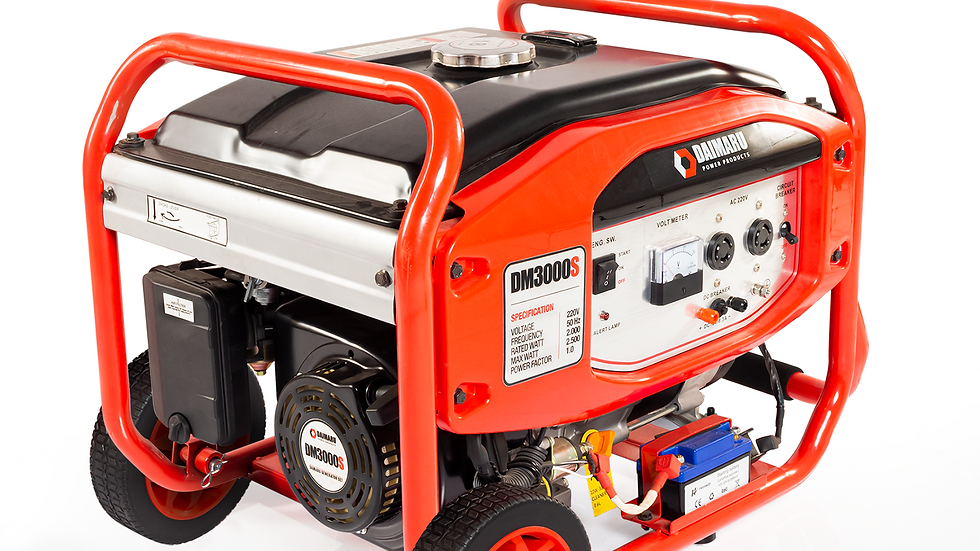 Daimaru DM3000S Small Generator