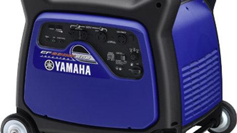 Yamaha EF6300ISE Portable Small Generator