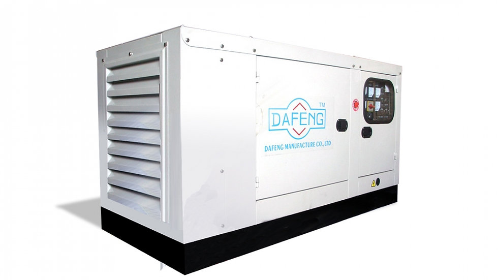 Dafeng GFS18KW Silent Big Generator