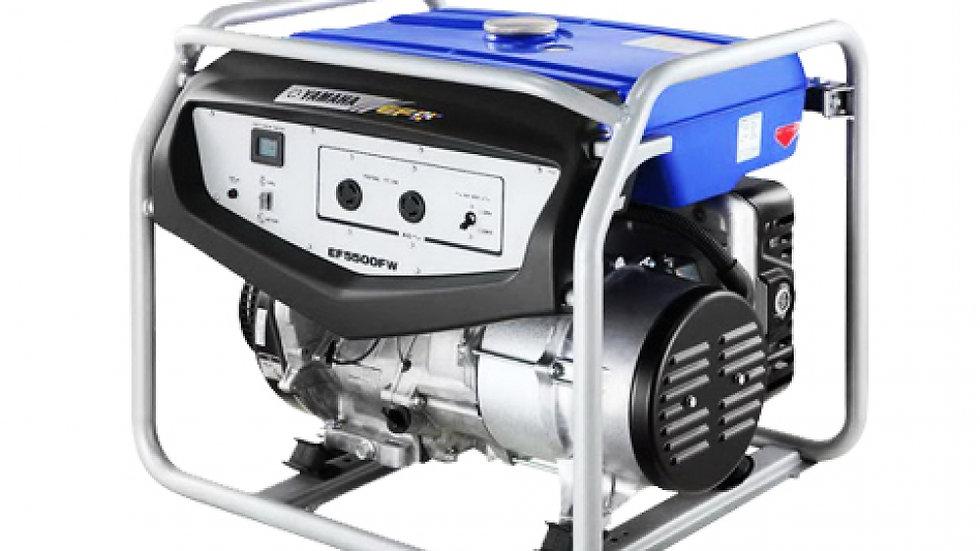 Yamaha EF5500EFW Small Generator