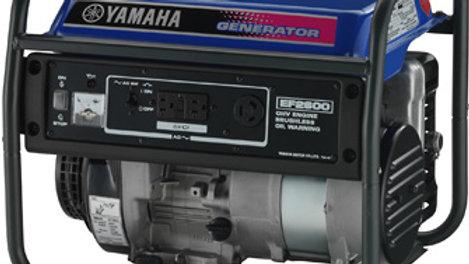 Yamaha EF2600 Small Generator