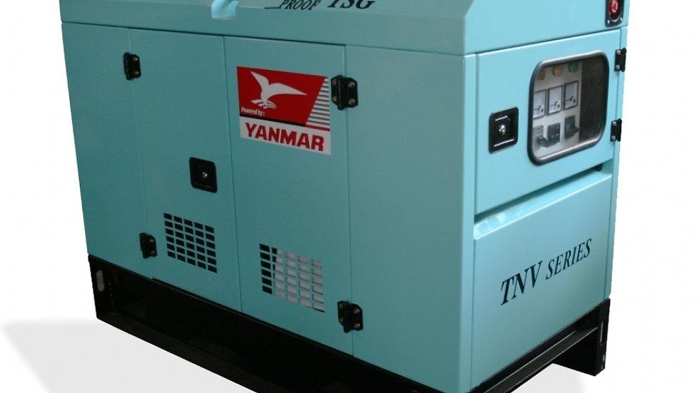 Yanmar YSG15S Silent Big Generator
