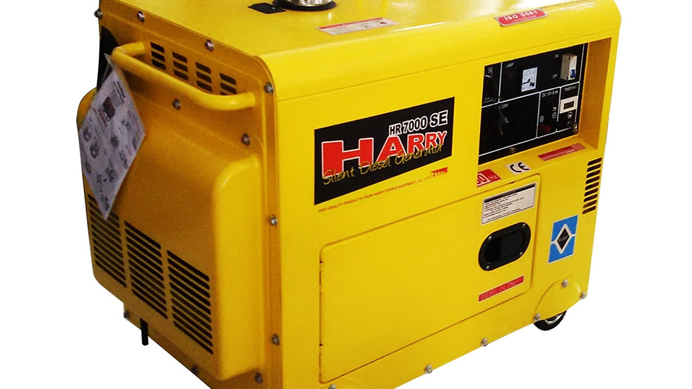 Harry HR7000SE Silent Small Generator