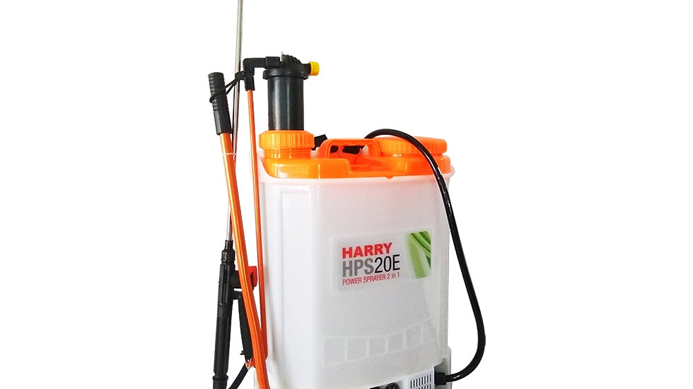 Harry HPS20E Power Sprayer