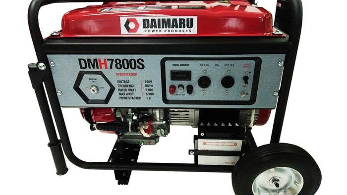 Daimaru DMH7800S Small Generator