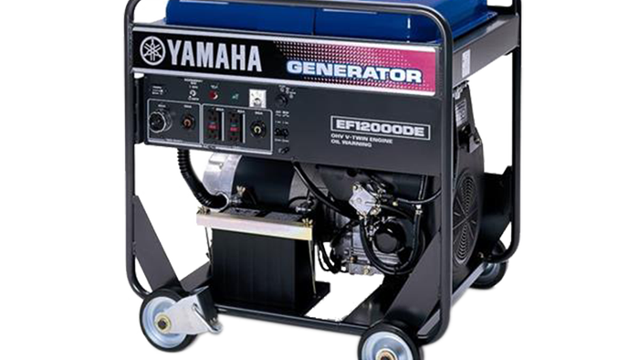 Yamaha EF12000E Big Generator