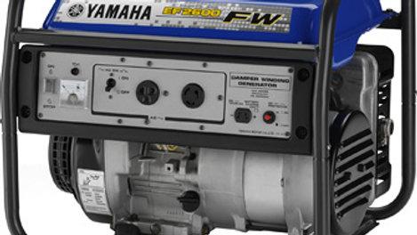 Yamaha EF2600FW Small Generator