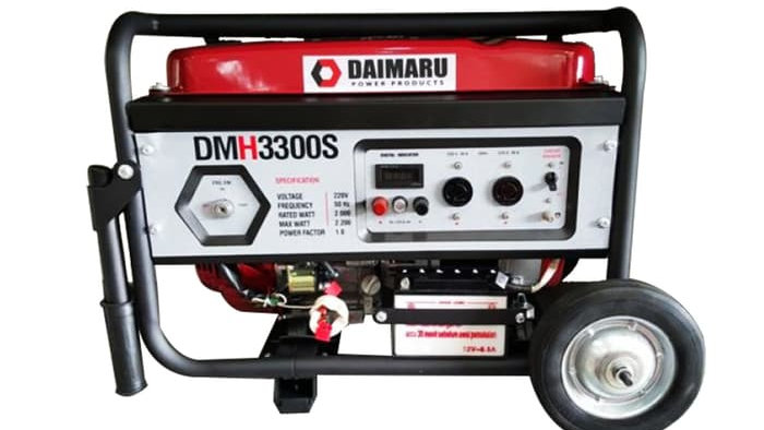 Daimaru DMH3300S Small Generator