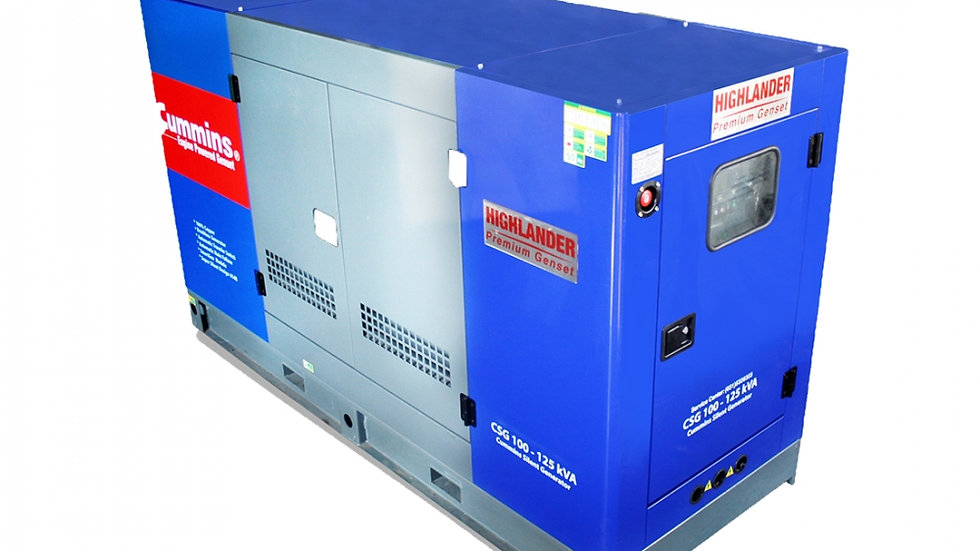 Cummins CSG150 Silent Big Generator
