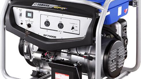 Yamaha EF7200E Small Generator