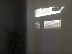 Trasluz ventana