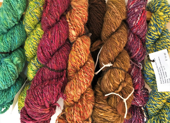 Felting Mad - Hand Spun Yarn