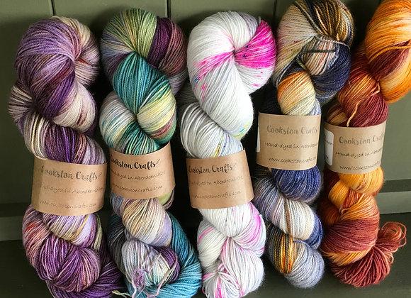 Cookston Crafts - 4ply