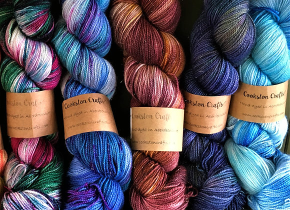 Cookston Crafts - 4ply