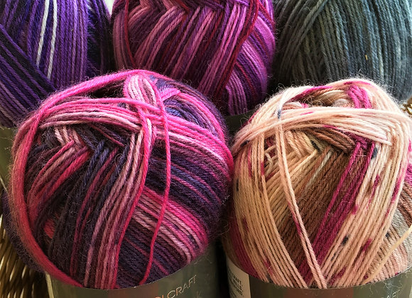 Woolcraft - Superwash Sock 4ply