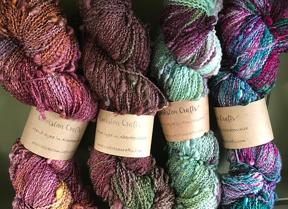 Cookston Crafts - Slubby 4ply