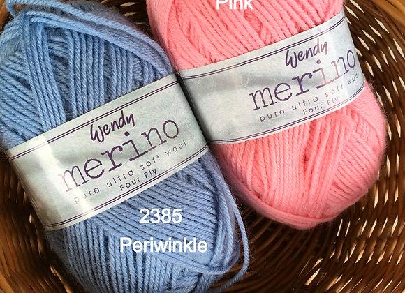 Wendy - Merino 4ply
