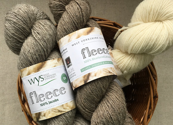West Yorkshire Spinners - Fleece DK