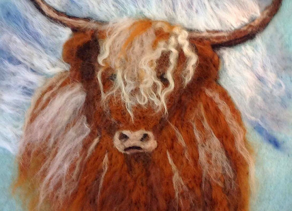 Highland Coo Kit