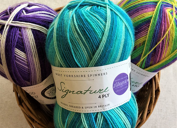 West Yorkshire Spinners - Signature 4ply