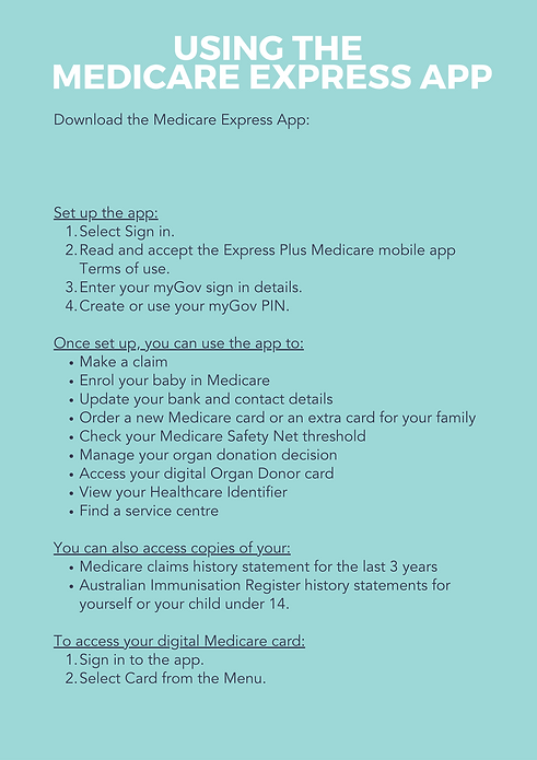 DBD how to download the medicare express app.png