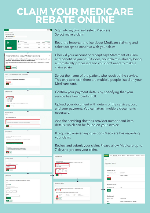 DBD how to claim your medicare rebate online.png