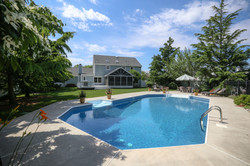 30 Back of House- Pool
