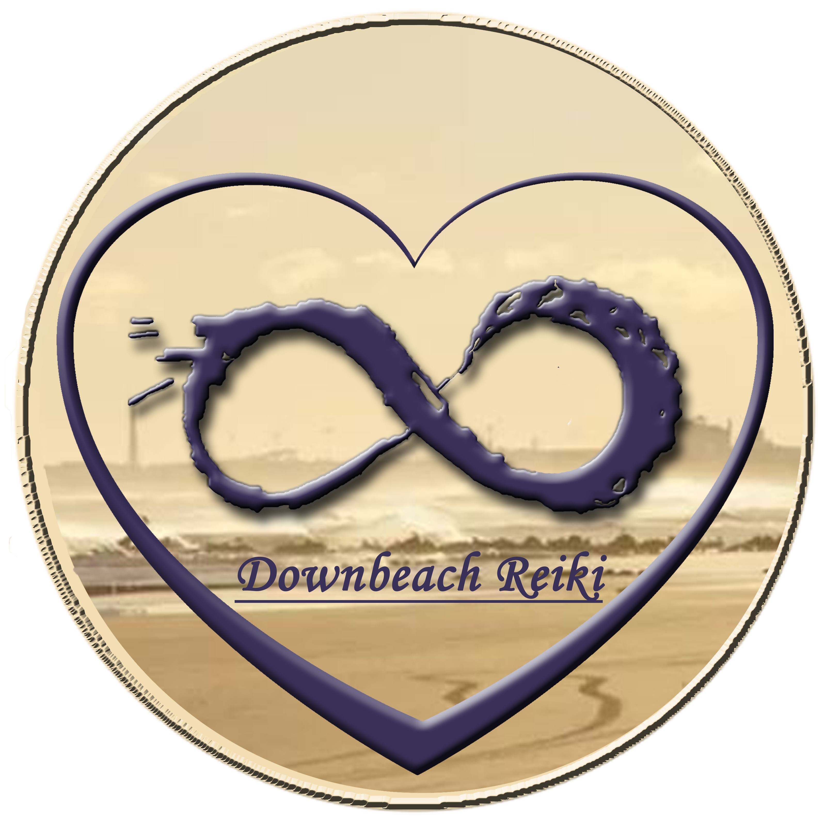 Downbeach Reiki Logo