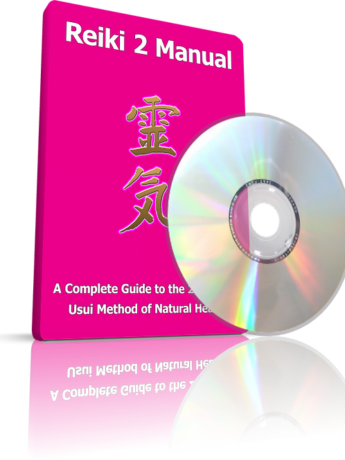 Reiki Level 2 Usui/Holy Fire III Practitioner Level Class - Video
