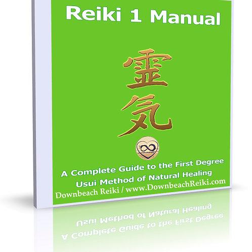 Reiki Level 1 Audio Class