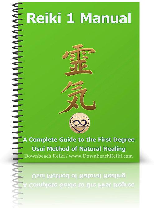 Reiki Level 1 Manual