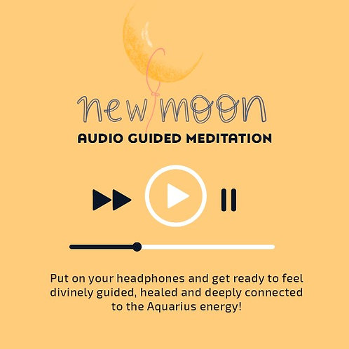 New Moon Meditaion