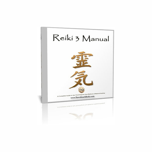 Reiki Level 3 - Audio Master Teacher Class