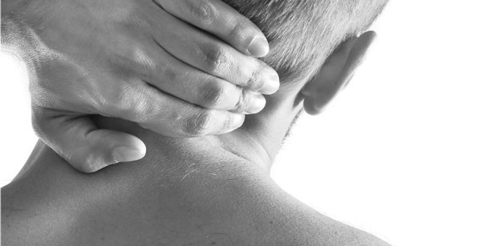 Atelier du corps : les cervicales