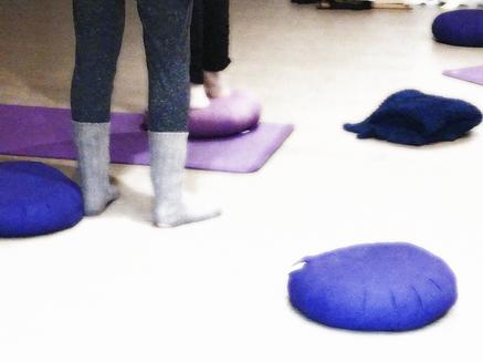 Atelier sur les os du pied
