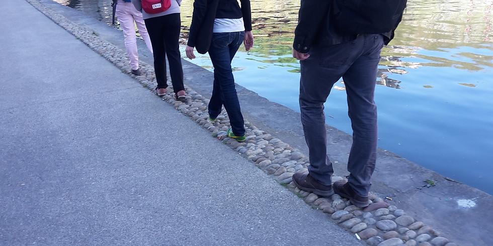 Balade sensible : La marche c'est l'pied !