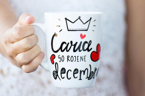 CARICE SO ROJENE DECEMBRA