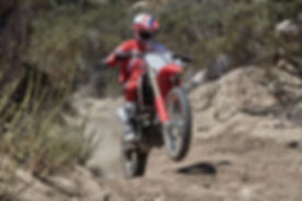 Honda dirt bikes and trail bikes