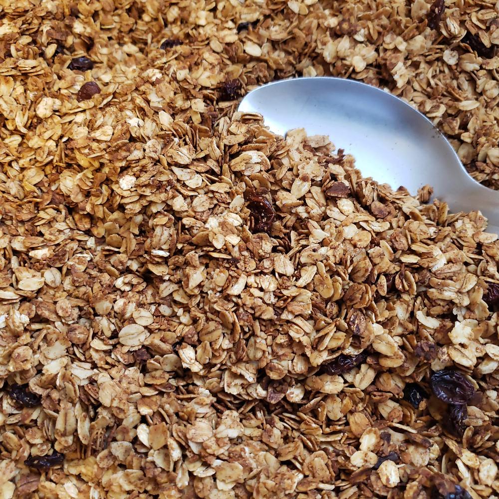 granola oats gluten free granola