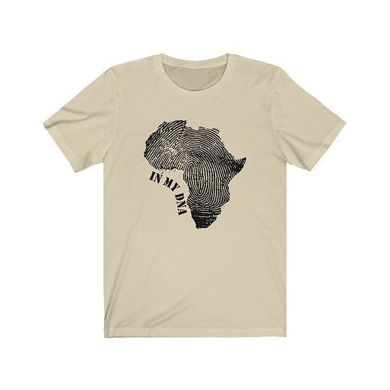 Africa DNA Shirt Unisex Adult