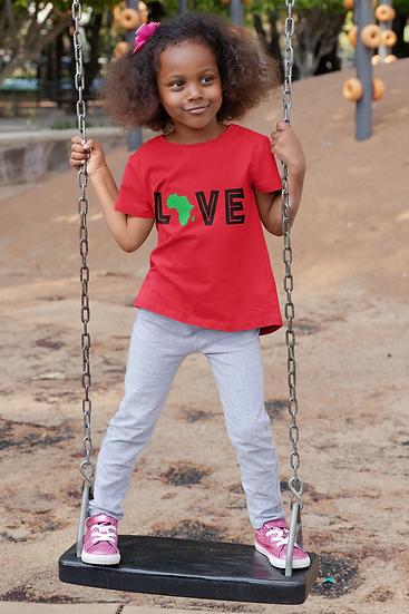 """Love"" Shirt Toddler/Baby"